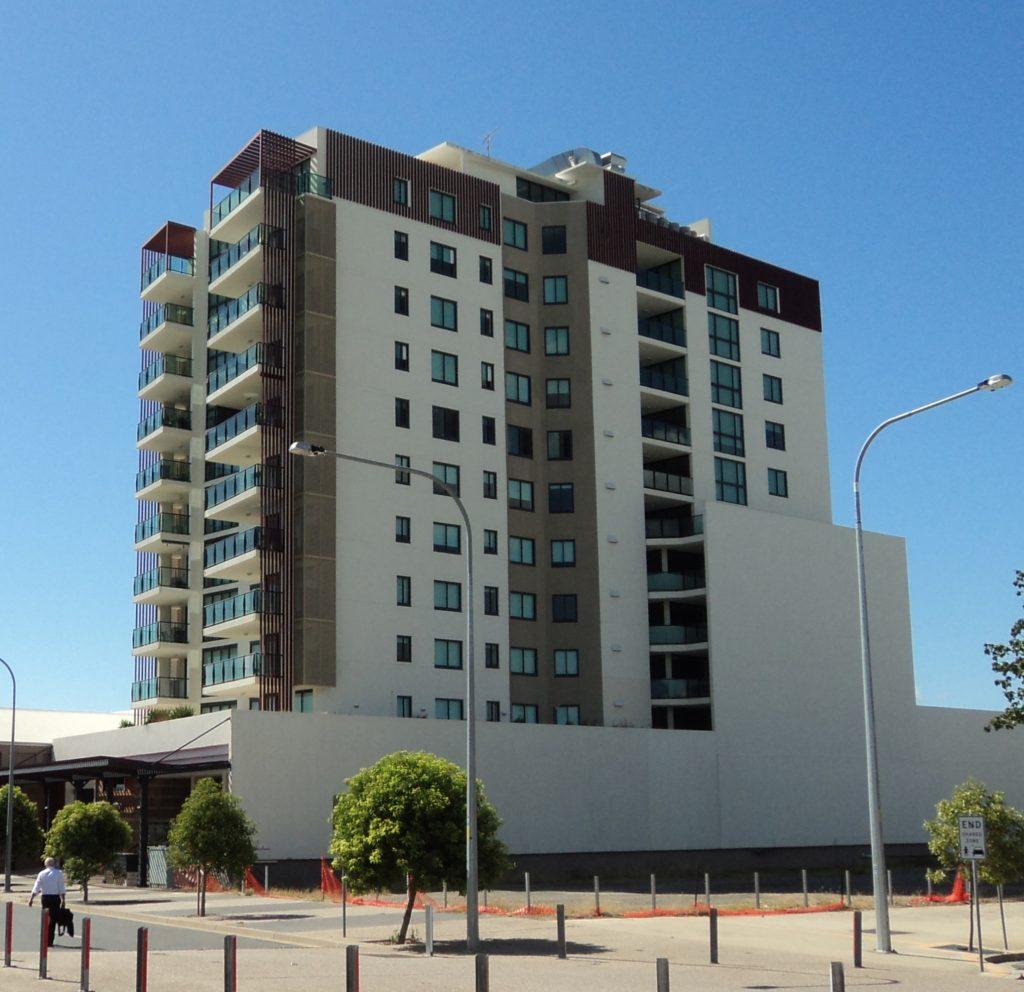 Crown Apartments, 27 River Street, Mackay | Structial ...